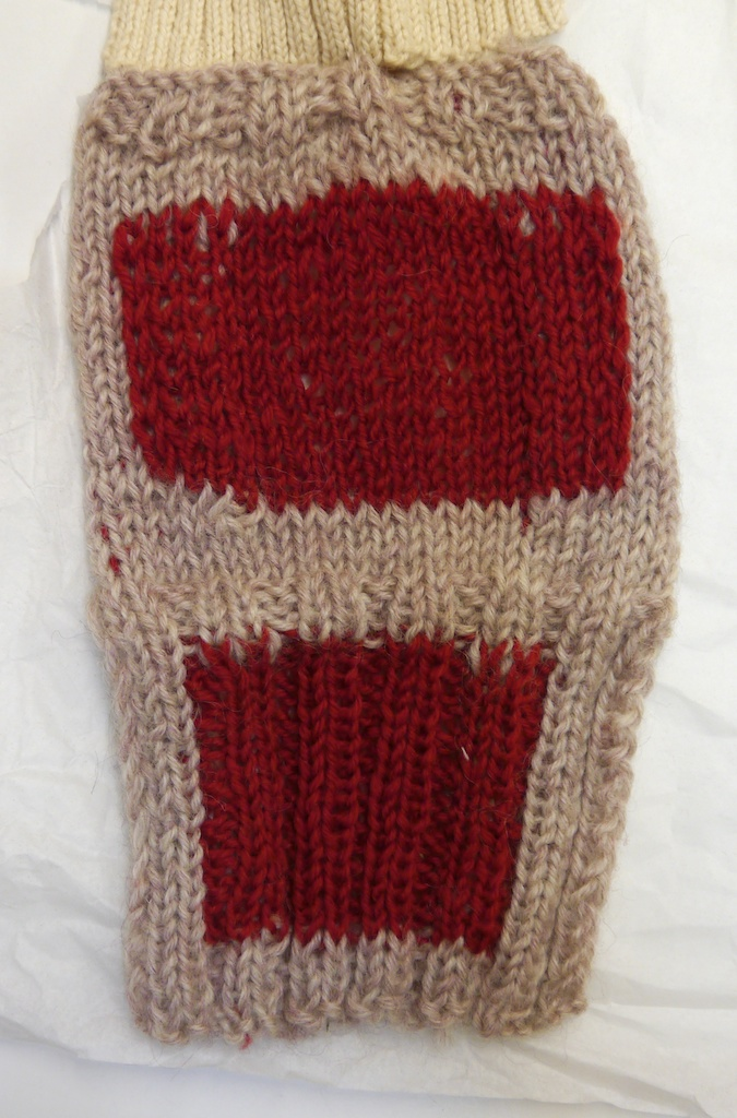 Fries Museum Knitted Darning Sampler 01a